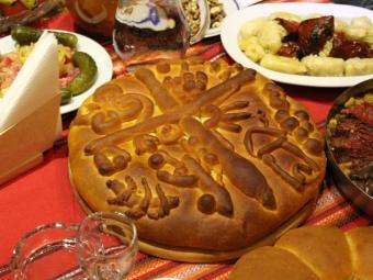 Българска кухня-Бъдни вечер