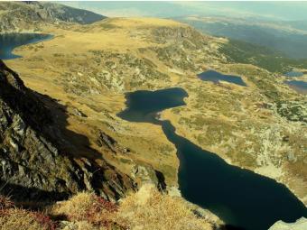 Пет езера