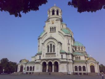 София-Храм паметник Ал.Невски